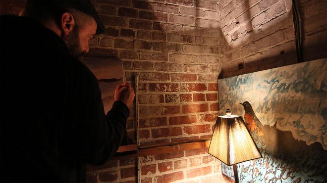 John McKee In Studio
