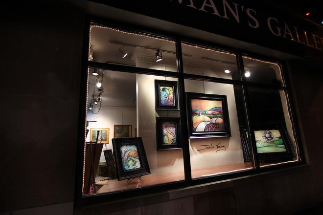 Sigmans Window Justin Vining Broad Ripple Gallery 02