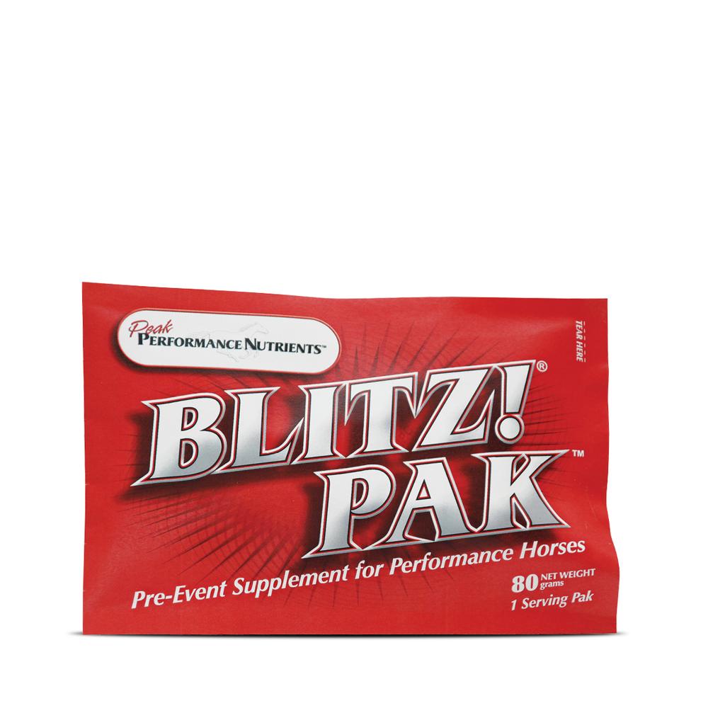 Blitz!� Pak� ? Peak Performance Nutrients, Inc.