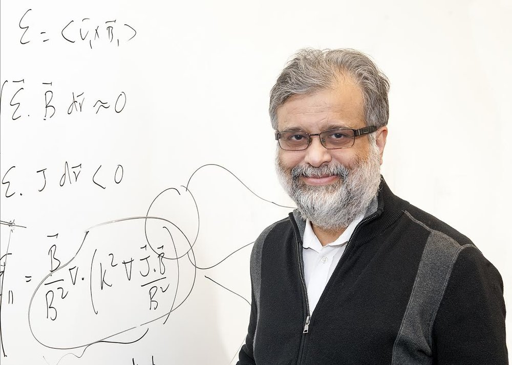 Amitava Bhattacharjee (Princeton)