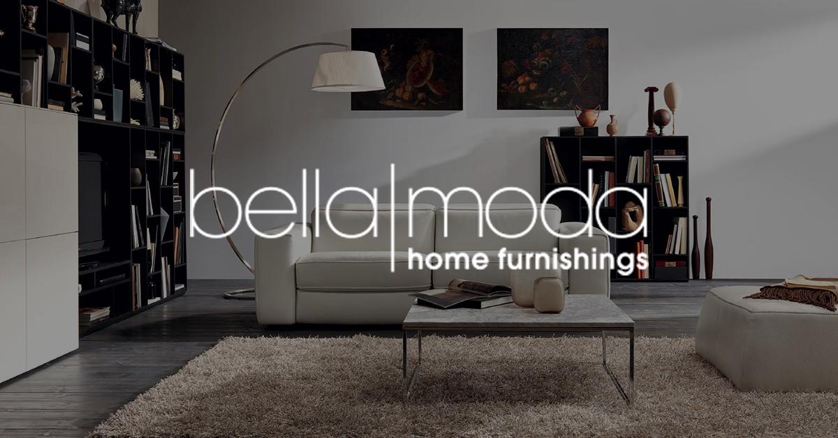 Bella Moda Home Furnishings In Winnipeg