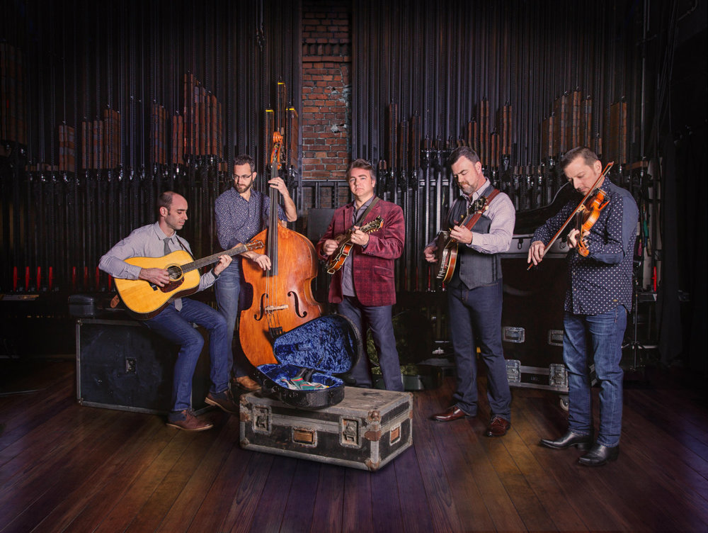 The Travelin' Mccourys -