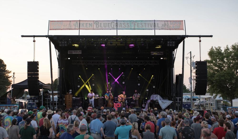 Aiken Bluegrass Festival -