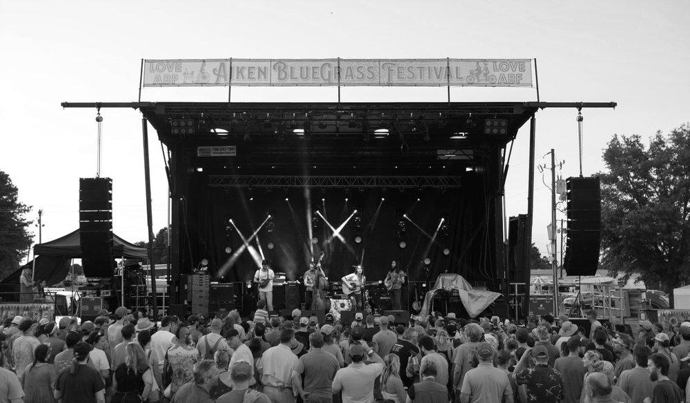 Aiken Bluegrass Festival