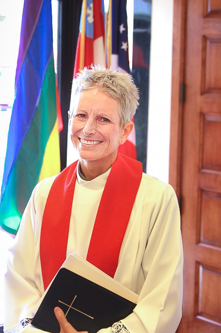 Rev. Dawn Vukich - VICARRev. Dawn Vukich is the sixth Vicar named to lead Faith Episcopal Church in Laguna Niguel, having been installed officially to the position on August 19, 2018.Dawn was ordained to the Anglican Church in 2005 and served at St. James, Newport Beach for three years. Since 2015, she served as an interim priest for Faith Episcopal Church. Rev. Dawn earned her Masters of Divinity (M.Div) at Talbot School of Theology in La Mirada, CA.In addition to providing pastoral care and ministering to Faith's members and visitors, Rev. Dawn Vukich is engaged in interfaith and homeless services throughout South Orange County as well as Diocesan ministries.In 2019, Rev. Dawn earned certification as a Stephen Leader, initiating Faith Episcopal Church as a member within Stephen Ministries, a nationwide, one-on-one program which provides high-quality, confidential, Christ-centered care to people who are hurting.