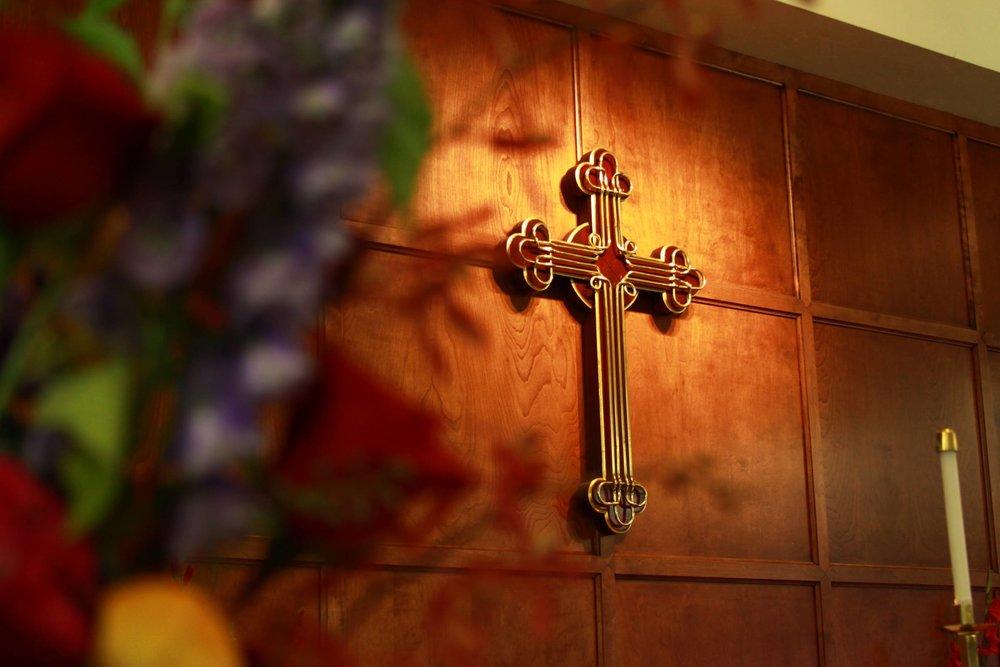 Serving During Worship -