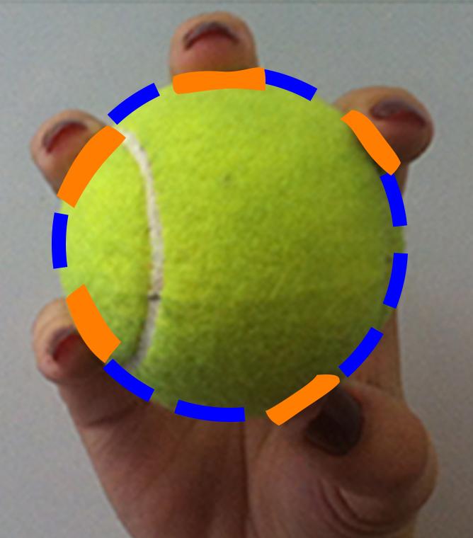 Grabbing Ball