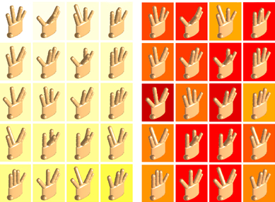 Hand Conformations
