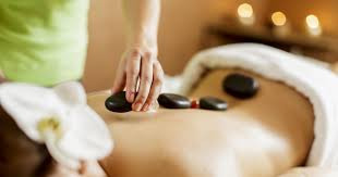 Hot Stone Massage - Choose from a 90 Minute or 60 Minute Hot Stone Massage with our custom blend of Massage Oil. Our Hot Stone Massages use a combination of Jade stones and Basalt stones, a luxury service60 Minutes $6090 Minutes $80