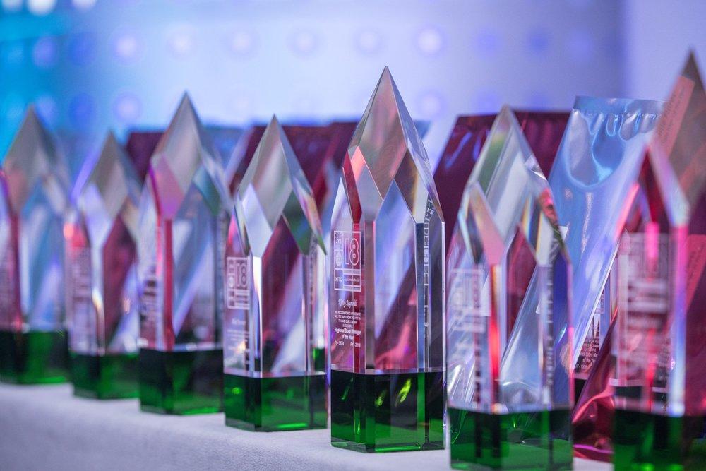 awards captured by Nashville events photographer Mayur