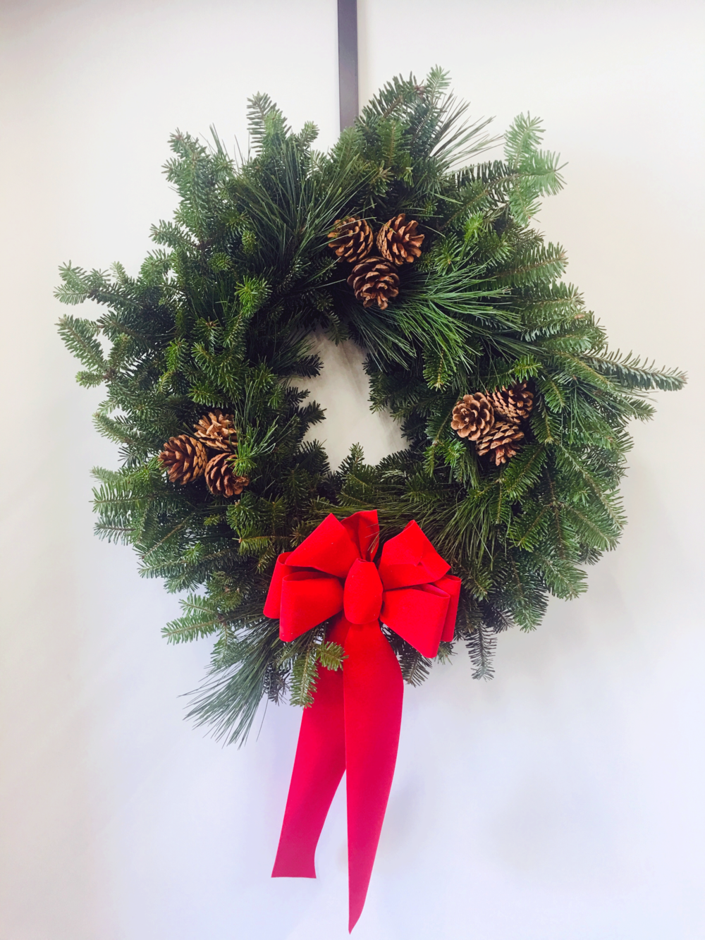 A-WREATH-A FRANKLIN - small: $30 | large: $35