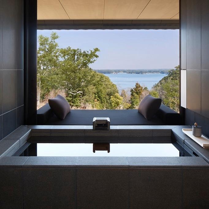 amanemu resort spa bath
