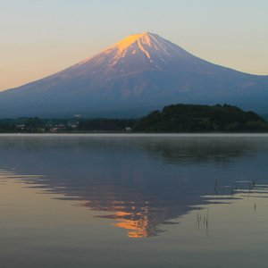 japan fuji five lakes