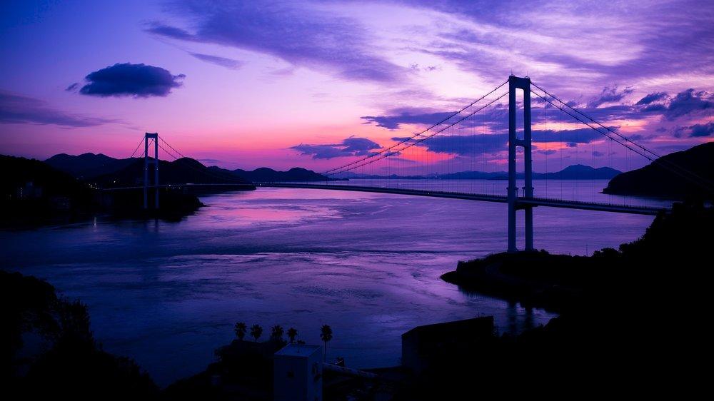 hiroshima akinada bridge