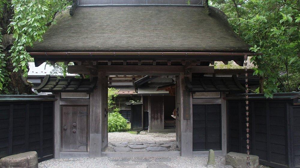 Kakunodate samurai manor