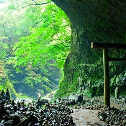 miyazzki amaterasu cave