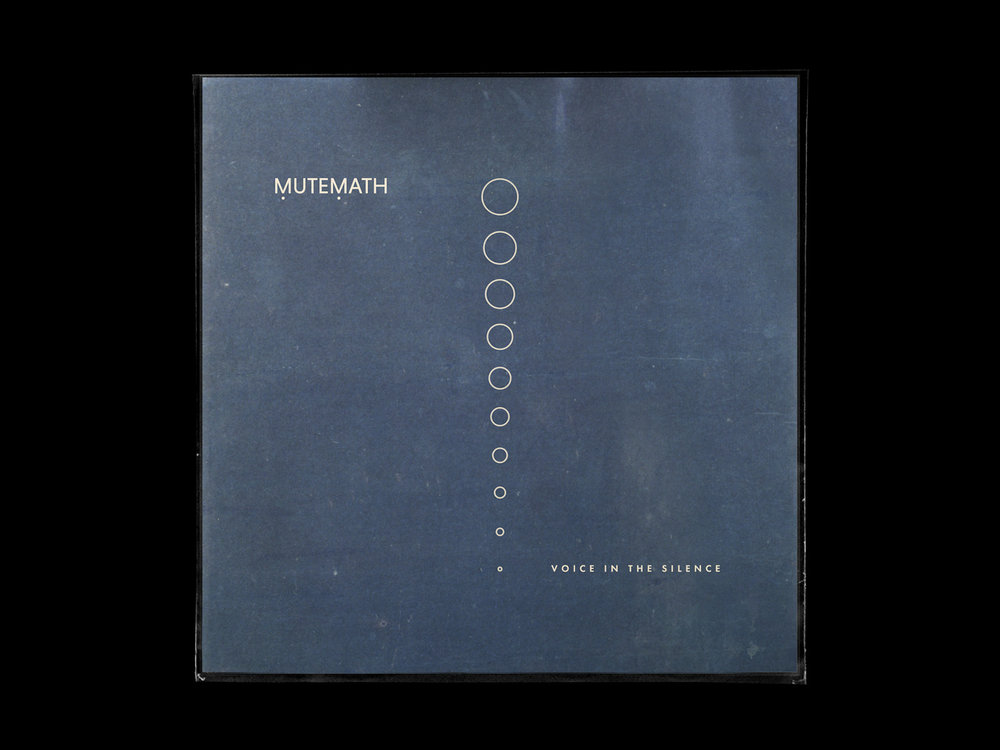 Client: MUTEMATH; Role: Strategy, Creative Direction, Design