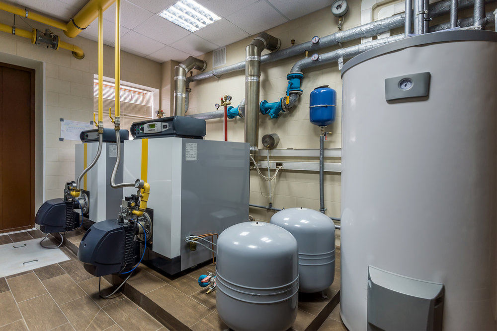 BOILER INSPECTIONS, REPAIR & INSTALLATIONS - We service all heating system, makes and models. We can repair your heating system, perform maintenance or install a complete new system if required.