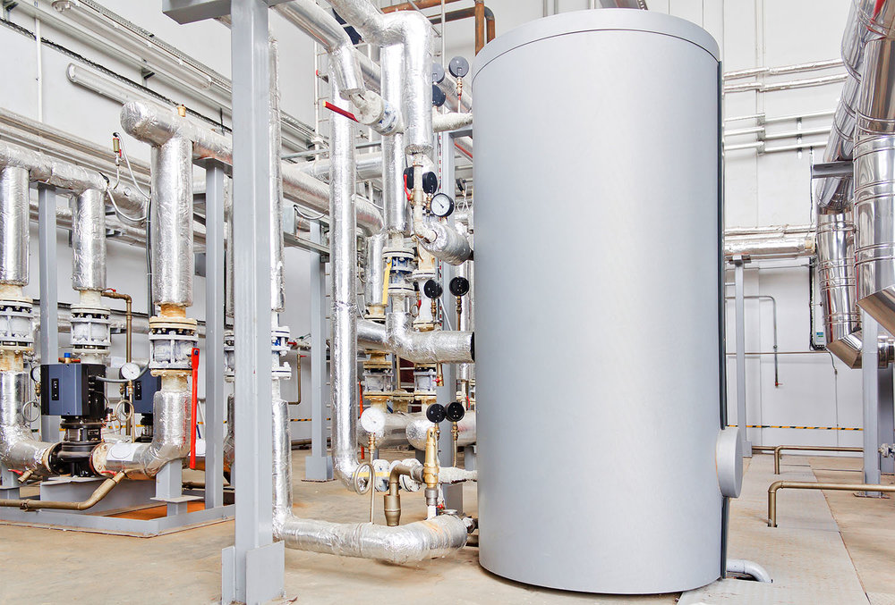 HOT WATER TANKS - We service and repair all brands and models. Or call us today for a free quote on a new system.