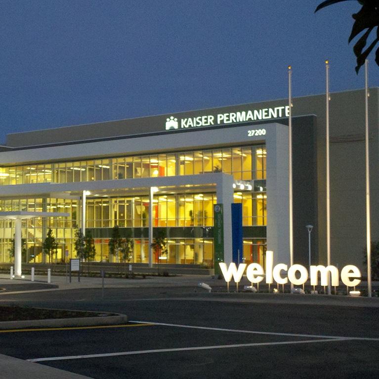 Kaiser Permanente - WEST LOS ANGELES CAContractor: McCARTHY BUILDERSProducts: Hollow Metal Door Frames, Aluminum Door Frames, Hollow Metal Doors, Wood Interior Doors, Door Hardware