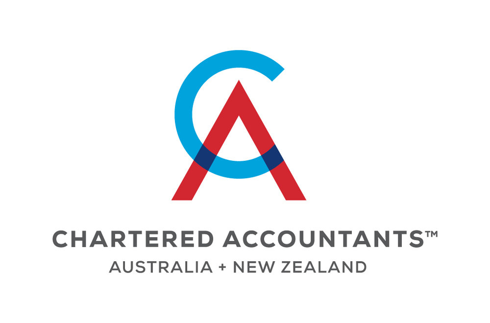 CAANZ - We are a member of the member of Chartered Accountants Australia and New Zealand.