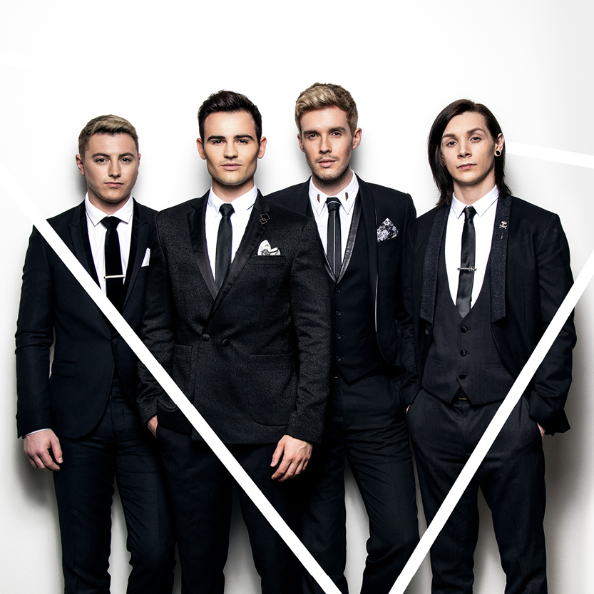 """Collabro - Collabro are the world's most successful Musical Theatre group. In 2014 they met for their first rehearsal and just a month later went on to rouse the whole of Hammersmith Apollo into a standing ovation during their first ever public performance of 'Stars' for the Britain's Got Talent judges. Having triumphed in their Semi-Final heat with over 63% of the votes, they then won the overall competition with one of the biggest majorities ever. In the four years since the competition, Collabro have released a Number 1 debut album """"Stars"""", followed by """"Act Two"""" and """"Home"""". Having just completed a 52-date UK tour of their own, further affirms Collabro's position as the most successful Musical Theatre recording group in the world."""