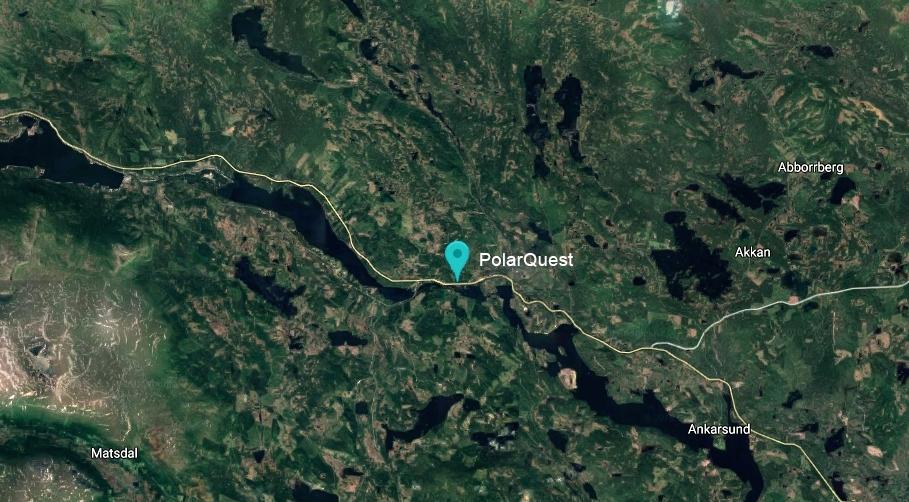 POLARQUEST - Forsnacken 192397 Slussfors. Sweden+46 702398007polarquest300@outlook.com