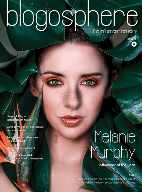 BLOGOSPHERE ISSUE 19 COVER