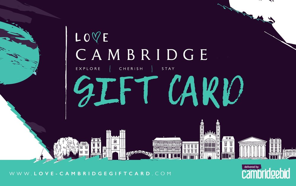 Win a Love Cambridge Gift Card this Restaurant Week -