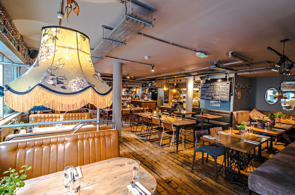 Cambridge Brew House - £15 food offer