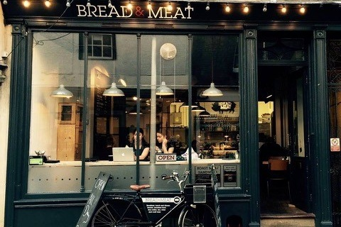 Bread & Meat - £10 food and drink offer