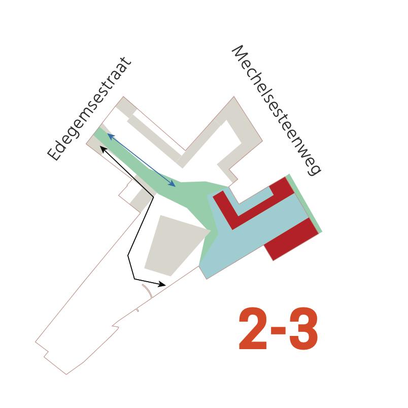 Bouw wooneenheden en nieuw schoolgebouw LBC-NVK met aanleg openbare ruimte