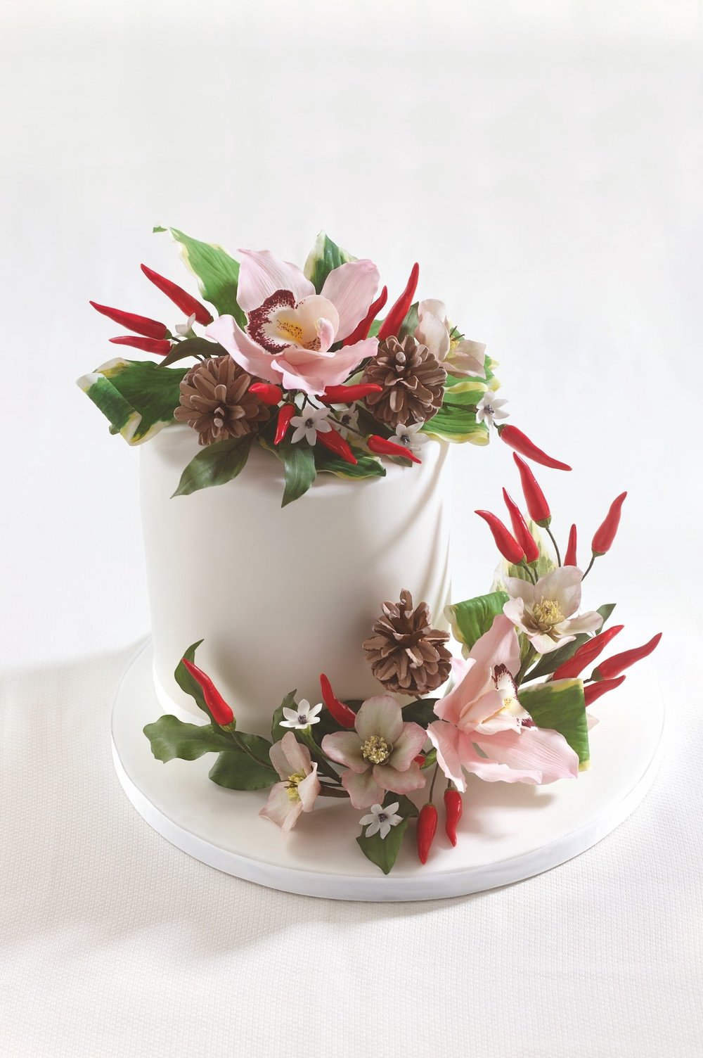 Christmas Delights from The Kew Book of Sugar flowers.jpg