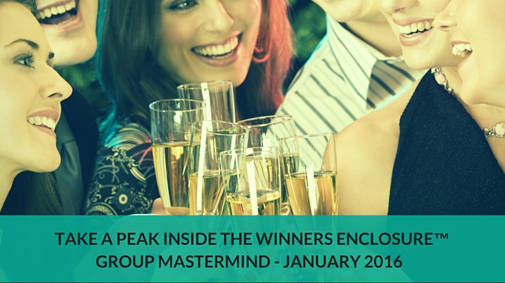 Mastermind Group - The Winners Enclosure™
