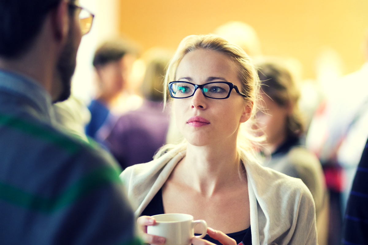 NETWORKING: HOW TO STOP DREADING IT, AND START ENJOYING IT (REALLY!)