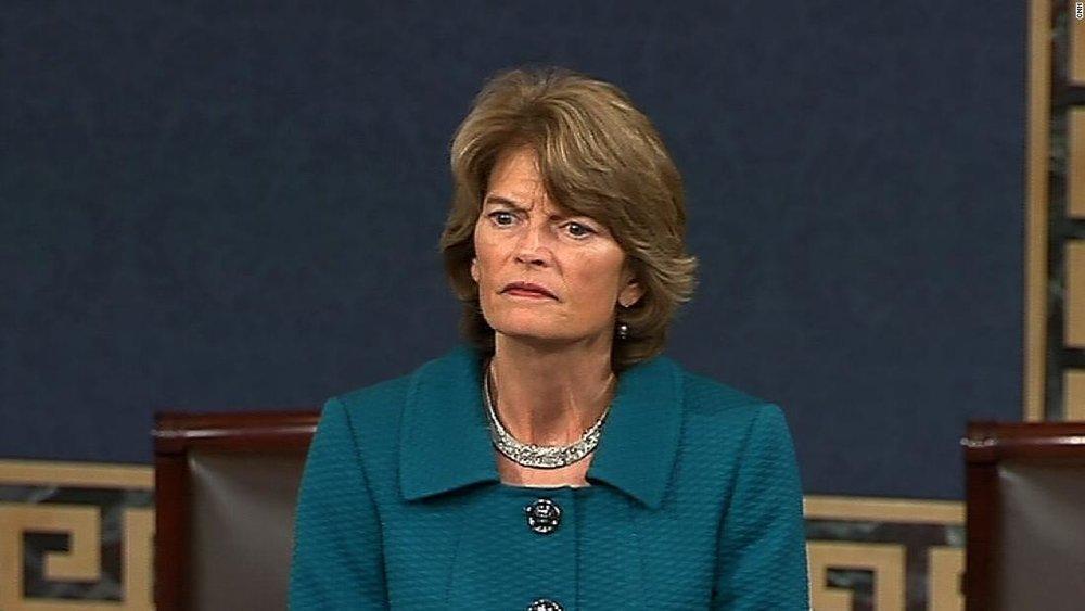 A Reflection On Senator Lisa Murkowski's 'No' Vote For Brett Kavanaugh