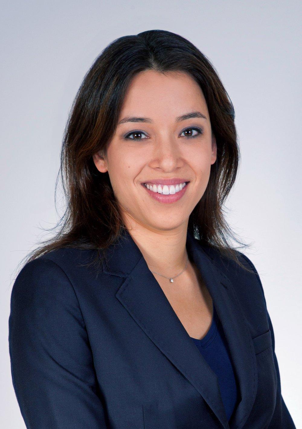 Tanja Meier Sieden, Head of Corporate and Portfolio Strategy