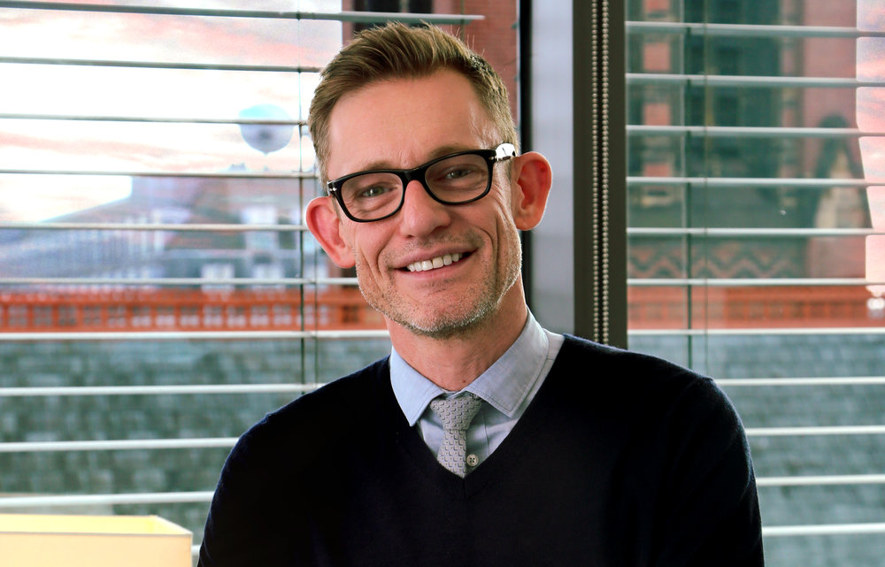 Steve November, Creative Director UK Television Lionsgate