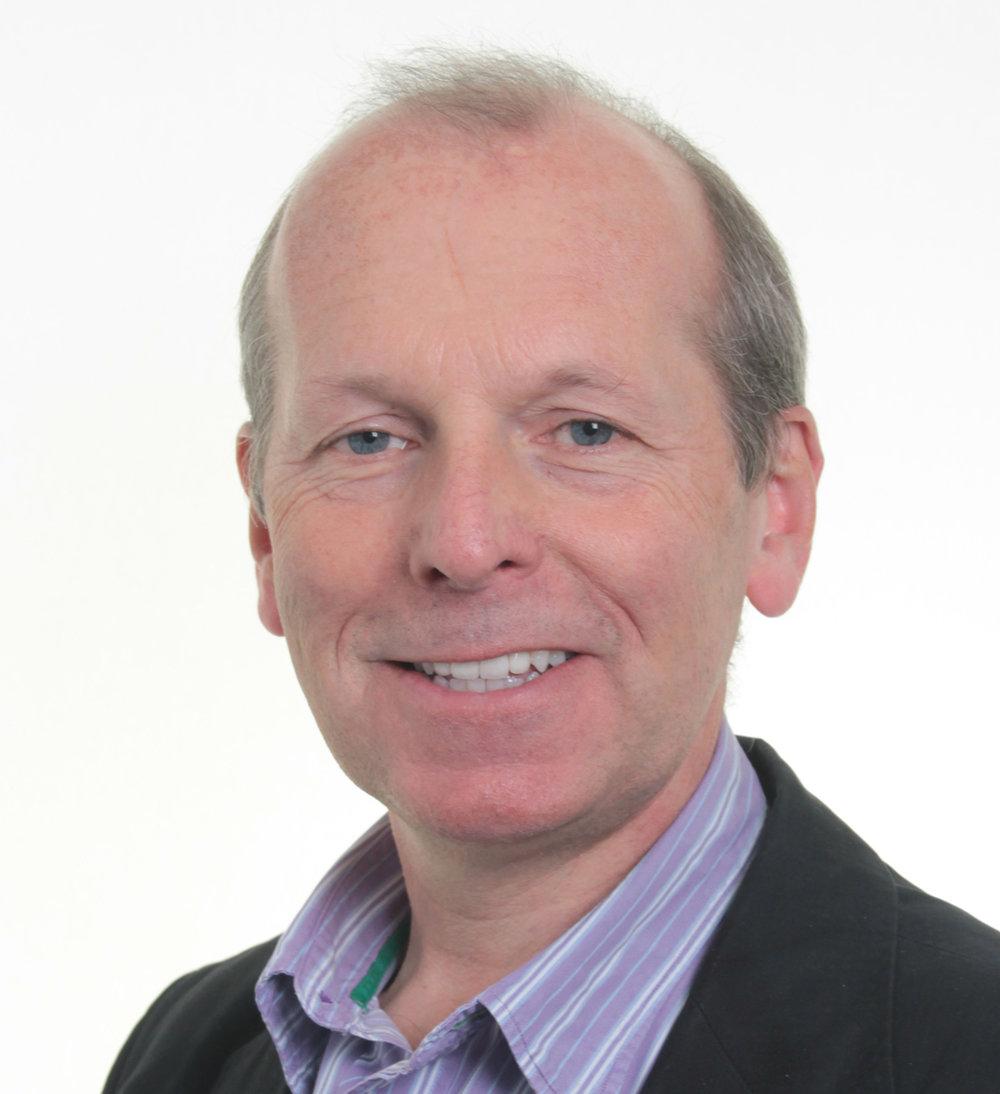 Jeremy Mills, Chairman Woodcut Media