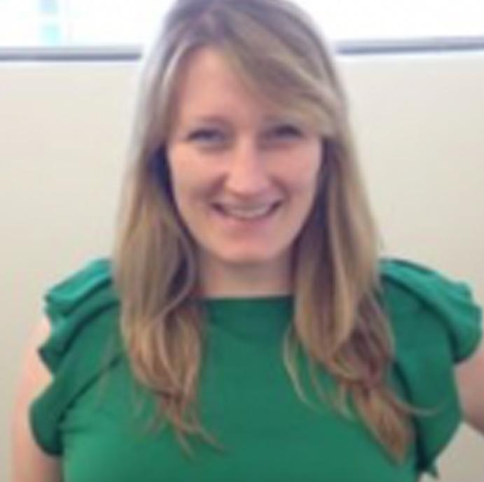 Katie Cundall, VP Factual Acquisitions