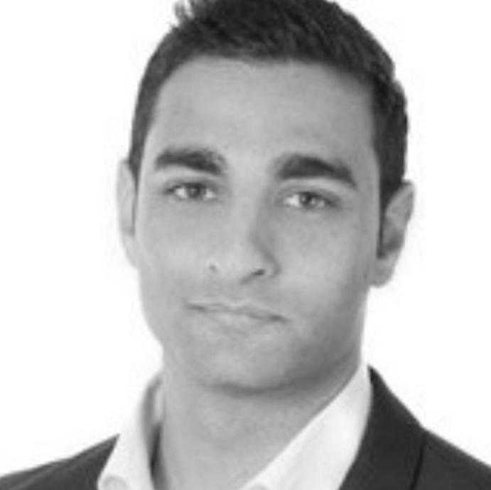 Hasham Khan, Associate Director ACF