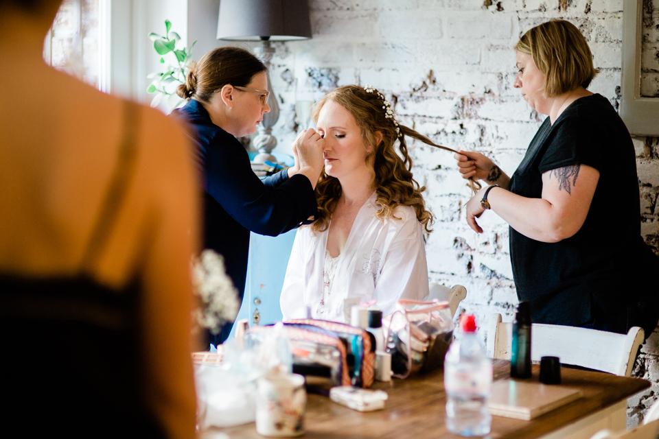 Wedding Makeup Berkshire