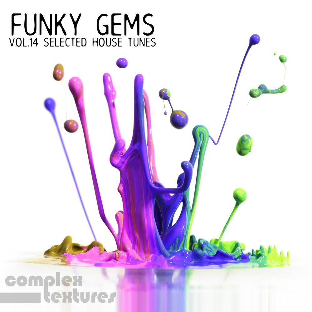 Funky Gems - Selected House Tunes, Vol. 14.jpg