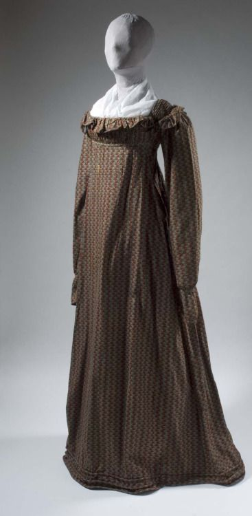 I found this dress on Pinterest attributed to the  Fries Museum  but I cannot find the original on their website.