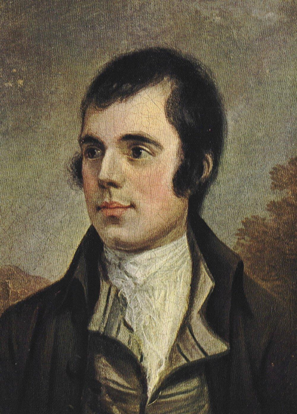 RobertBurns, Poet - 1759 - 1796