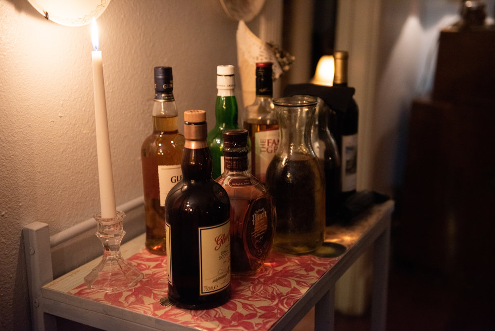 scotch whiskey burns night supper 2019 regency era dinner party