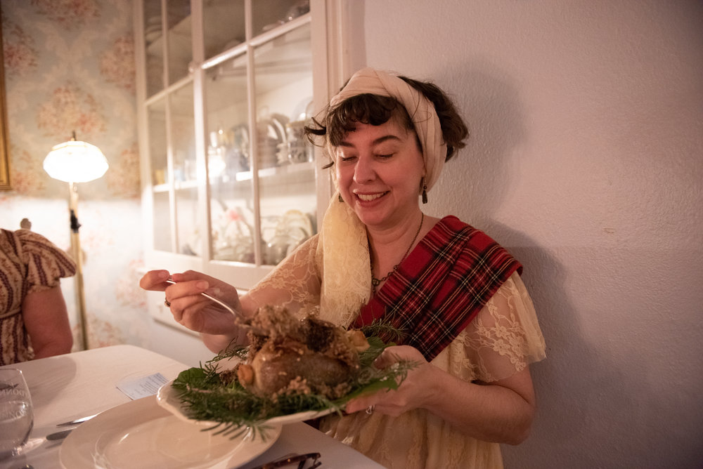 robert burns night supper regency era houston regency society