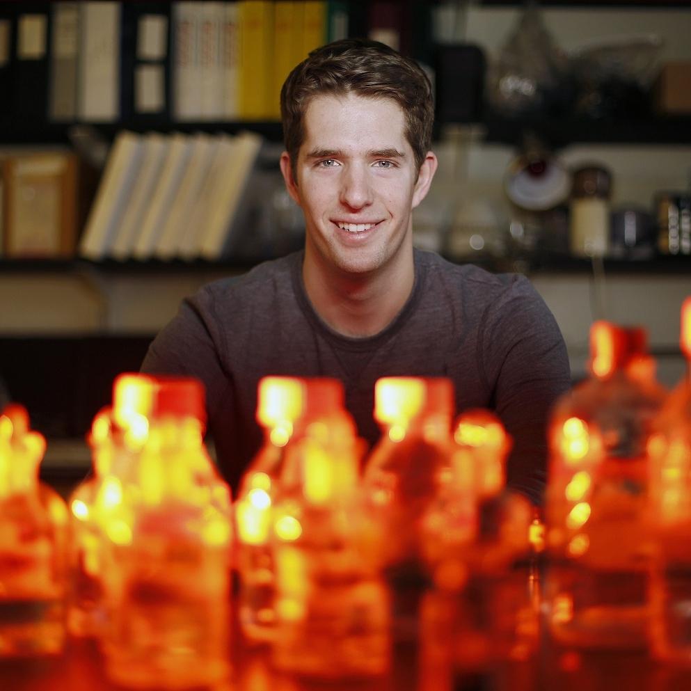 MICHAEL DZACHOVICH (PHD STUDENT)