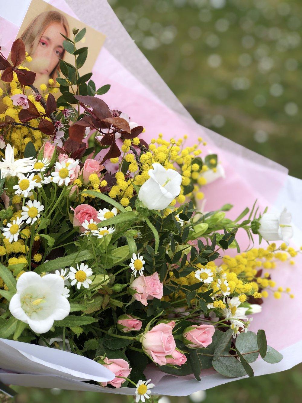 Abonnement Multifleurs - Bouquet composé de plusieurs variétés de fleurs.A partir de 26,91€/moisLivraison comprise