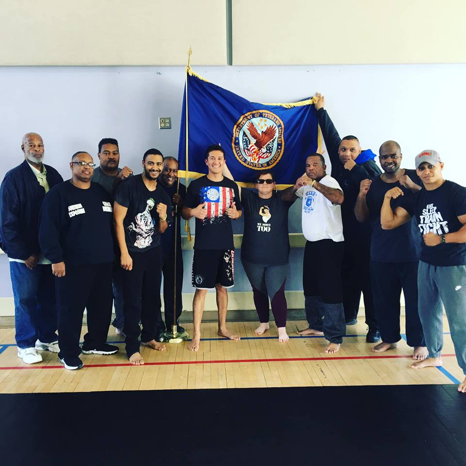 Martial arts For vets at Charlie Norwood VA - Greubel's MMA launches martial arts pilot program at VA hospital in Augusta, Georgia!